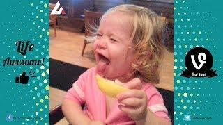 TRY NOT TO LAUGH or GRIN: Funny Kids Fails Compilation | Best Fails 2017 & Funniest Cute Baby Videos