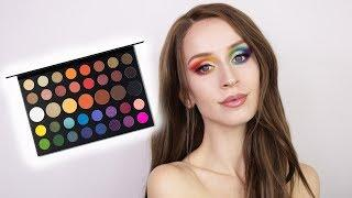 Morphe X James Charles Unleash Your Inner Artist | Tutorial + Review