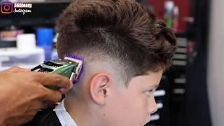 *FULL LENGTH* MID FADE HAIRCUT TUTORIAL | ADVANCE TECHNQUE