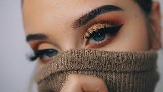 AUTUMN LEAVES | Fall Makeup Tutorial