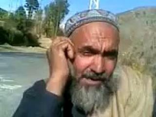 Pathan Very Funny Baba Naughty Talking On Phone