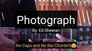 Photograph - Ed Sheeran (Guitar Tutorial)