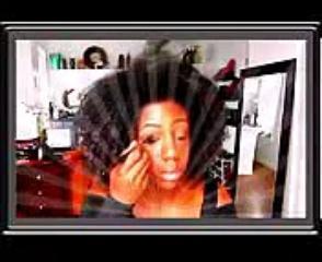 Makeup Tutorial For Brown Eyes,beginners,teenagers,black Women,,natural Look,blue,fail,2014