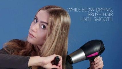 making hair shine