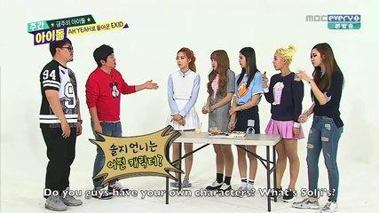 EXID Funny Clip #103- Member's Individual Characters