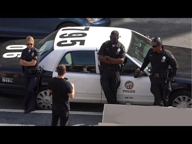 Funniest Cop Prank
