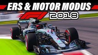 F1 2018 ERS + Motor Modus verwalten | Formel 1 Tutorial Deutsch German