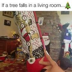 Best Funny Christmas Tree Ever