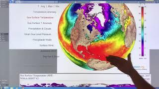 Will Irma be a Superstorm Like Harvey? Tutorial 1/2