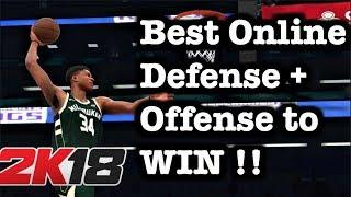 NBA 2K18 Tips How to win online. 2K18 Best Defense Tutorial 2K18 Best Offense Tips.