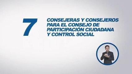 ¿Qué es el Consejo de Participación Ciudadana y Control Social?