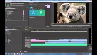 Adobe Premiere Pro CS6 Tutorial: Basic Editing