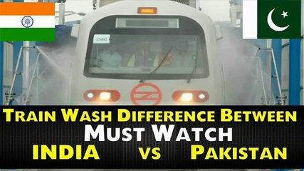 Indian Railway Vs Pakistan Railway - Funny Videos 2016