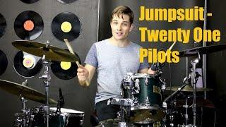 Jumpsuit Drum Tutorial  - Twenty One Pilots
