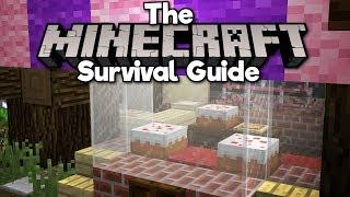Cake Is A Redstone Component! ▫ The Minecraft Survival Guide (Tutorial Lets Play) [Part 95]