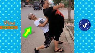 Funny Videos 2017 ● Chinese Funny Clips P8