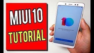 MIUI 10 GLOBAL Tutorial (Mudar ROM passo a passo) em Português!
