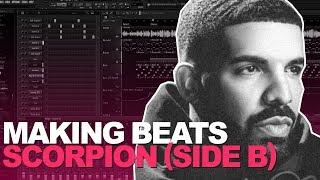 HOW TO MAKE A DRAKE TYPE BEAT EASILY (Scorpion Side B Tutorial)