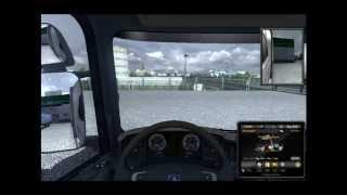 Download Mapa Brasileiro Versão 1.2.5 - Euro Truck Simulator 2