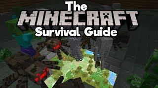 How To Build a Mob Spawner! ▫ The Minecraft Survival Guide (Tutorial Lets Play) [Part 70]