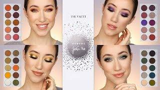 4 Tutorials | Jaclyn Hill x Morphe Vault Collection