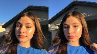 back to school: FRESHMAN makeup tutorial 2018