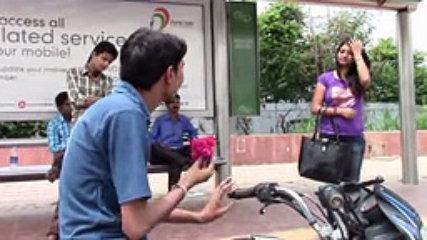 Whatsapp funny videos 2015 - Girls Funny Pranks - YouTube