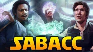 Sabacc: The High Stakes Star Wars Card Game - Tutorial & Strategy!
