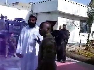 Pathan Vs U.S Soldier Funny Fight Afghanistan 2016