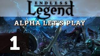 Endless Legend Alpha Let's Play [Part 1] Gameplay Basics Guide / Tutorial