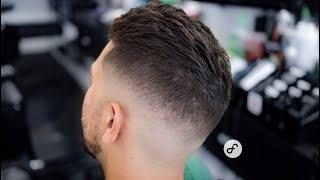 Barber Tutorial: How to Fade Thick, Wavy, Freeze Hair