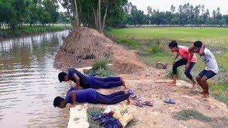 Top Comedy Videos 2018 Village Comedy Videos Try Not To Laugh HD Funny Video BD
