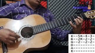El ayudante - Requinto tutorial estilo Los Morros Sierreños - Adornos en La mayor