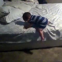 funny baby video smart kid