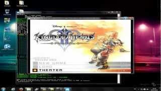 Kingdom Hearts 2 Final Mix English Patch Tutorial (German)