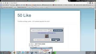 Como Ganhar 10.000 Curtidas Na Pagina Do Facebook 2014