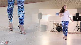 Kizomba Lady Style tutorial - #Footwork - Marion Philippe #2