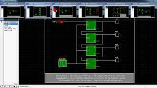 Tutorial Simulasi Sequential Logic Rangkaian Elekronika Menggunakan Proteus Untuk Pemula #10