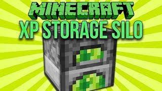Minecraft 1.13 XP Storage Silo Tutorial