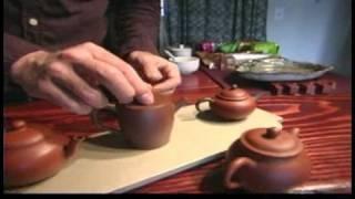 How To Make Tea : Yixing Tea Pots