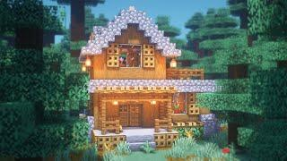 Starter House Minecraft Minecraft How To Make A Survival Starter House Kindle