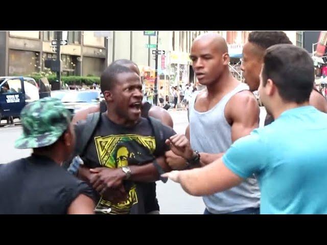 Funniest Epic Prank - Street Fight Pranks
