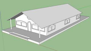 Tutoriel Google Sketchup Modéliser Une Maison Partie 1