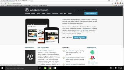 How To Create A Free Website on Wordpress.org Tutorial (Part 1)