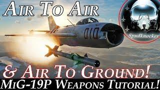 DCS: MiG-19P Farmer-B   Weapons Tutorial & First Look!