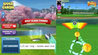 Golf Clash tips, Golden Shot - HARD! Sunshine Glades Edition, 7 Shots! GUIDE/TUTORIAL