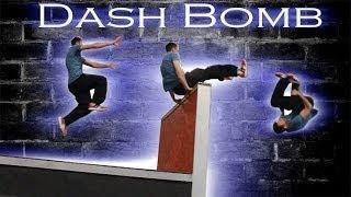 How To DASH BOMB / DASH FRONT FLIP Tutorial
