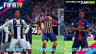 FIFA 19 | ALL NEW CELEBRATIONS TUTORIAL | Xbox One & PS4