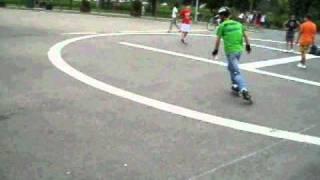 Demonstratie Scoala De Role SkateSMART