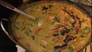 Cooking Tutorial: Thai Chicken Green Curry